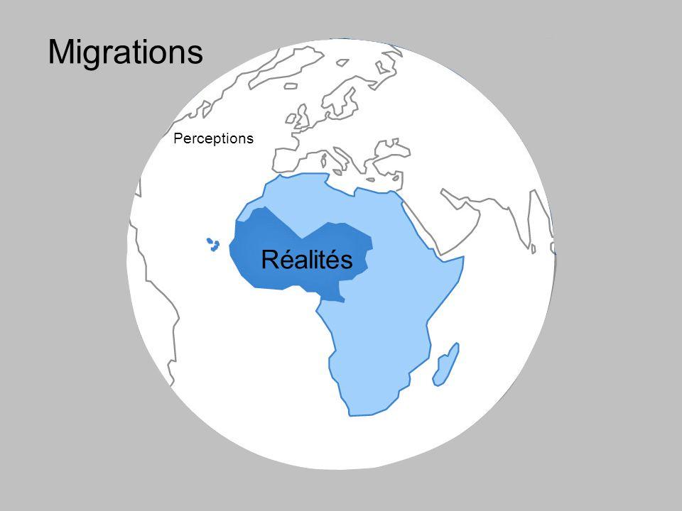 Migrations Perceptions Réalités