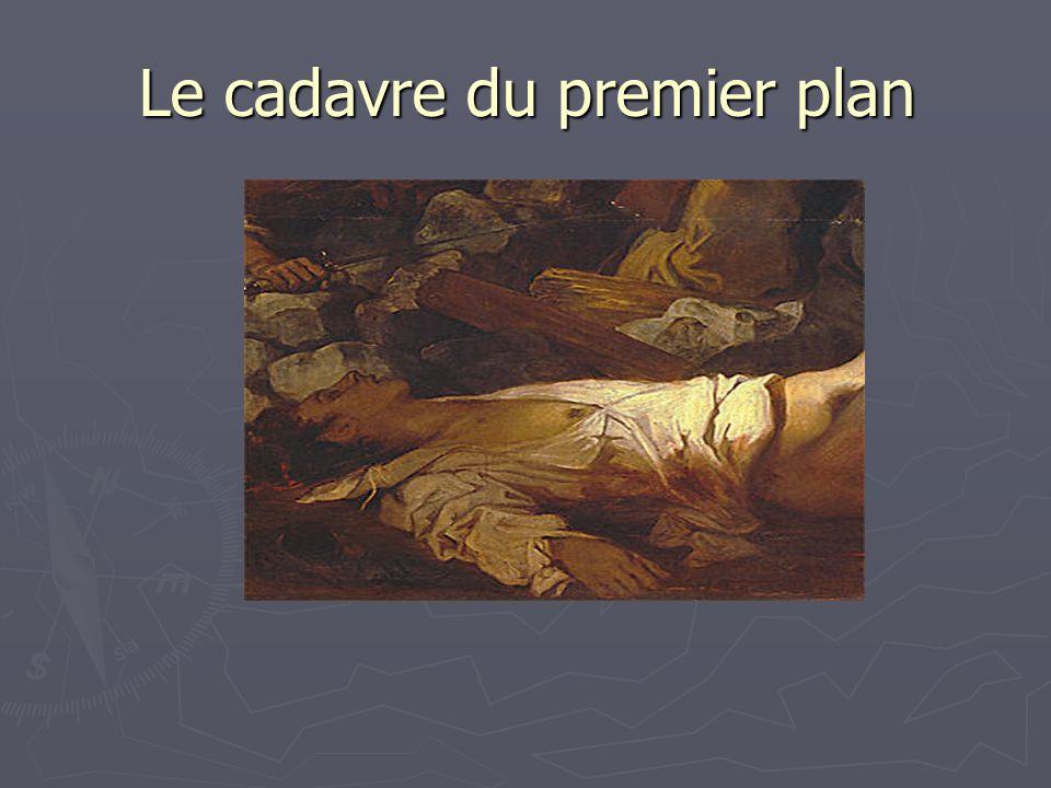 Auto portrait de Delacroix Auto portrait de Delacroix