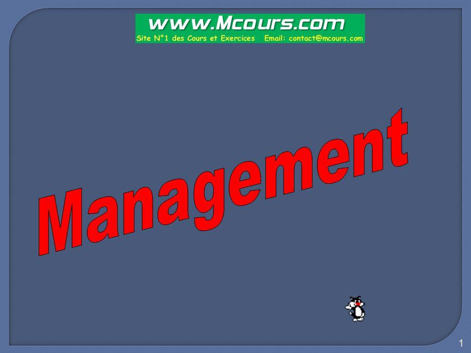 12 Comment utiliser le processus de gestion pour régler ce problème.