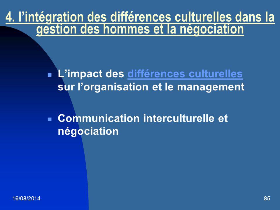 16/08/201486 a: le concept de culture le concept de culture : la culture d'une société, ce sont les valeurs partagées, la connaissance,les outils transmis par les générations précédentes qui résultent d'attitudes communes, de codes de conduite, de croyances