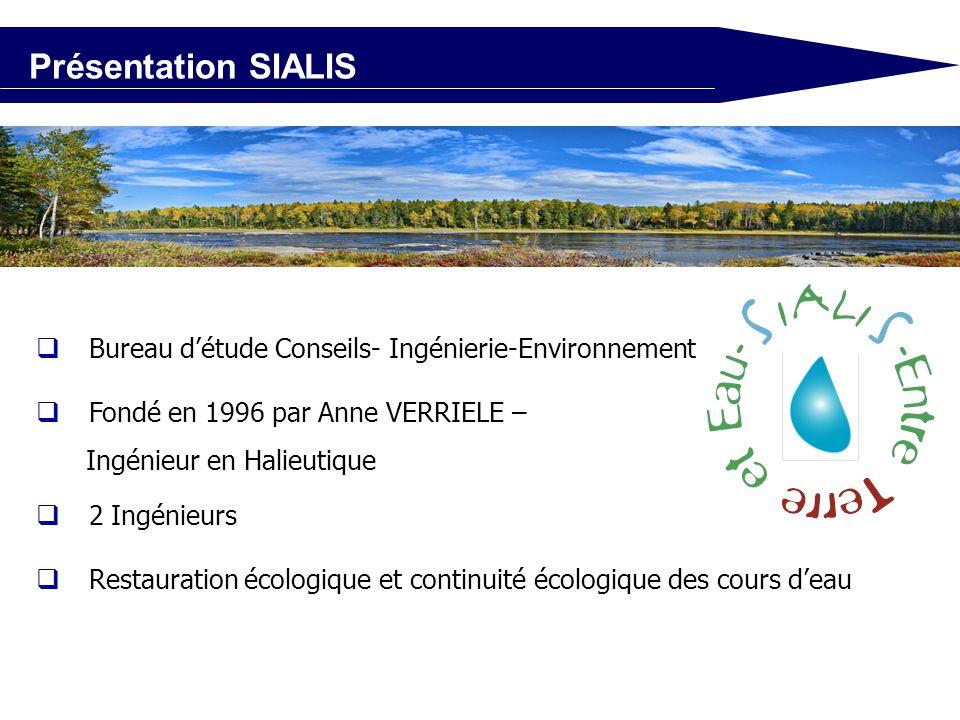  Veilles règlementaires  Assistance juridique Dossiers Loi sur l'eau  Mise en conformité des dossiers avec la règlementation Natura 2000  Opérations de suivi des milieux aquatiques (pêches, mesures topographiques) Mes missions