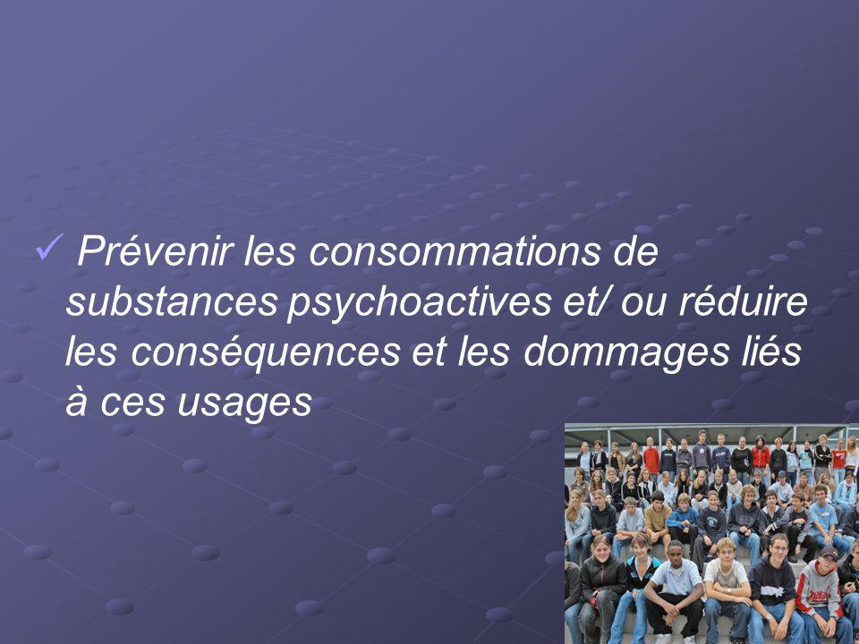 Les compétences spécifiques Connaître les produits psycho actifs et les risques médico-psycho-sociaux Savoir dire non Repérer les personnes ressources dans son entourage