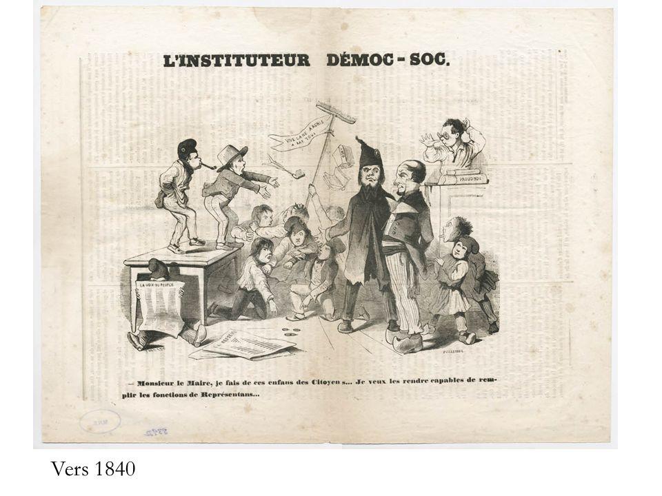 Vers 1840