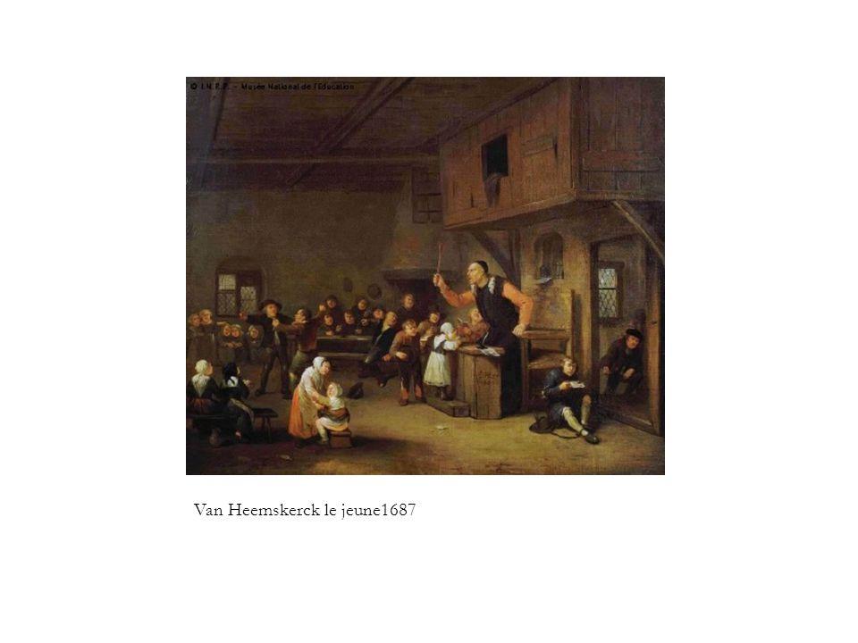 Van Heemskerck le jeune1687