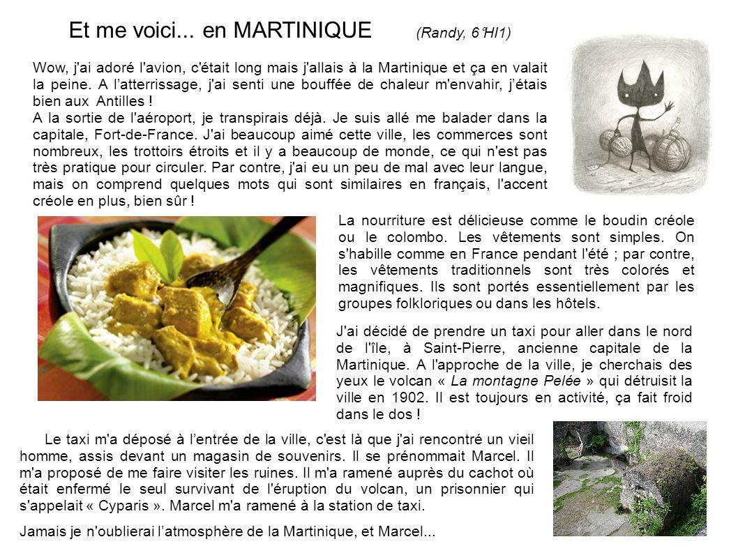 Mise en voix théâtrale par les CM2 de La Digue des Français 1 Classe de M.