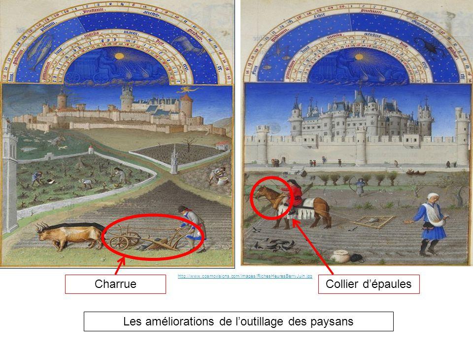 http://www.cosmovisions.com/images/RichesHeuresBerryJuin.jpg CharrueCollier d'épaules Les améliorations de l'outillage des paysans