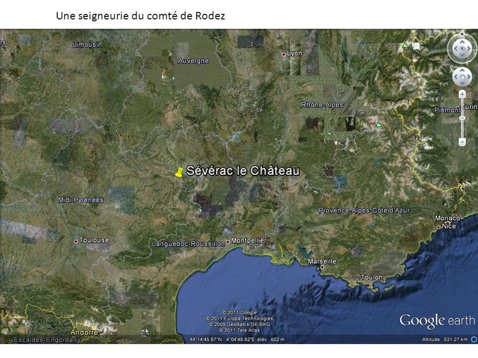 Une seigneurie du comté de Rodez