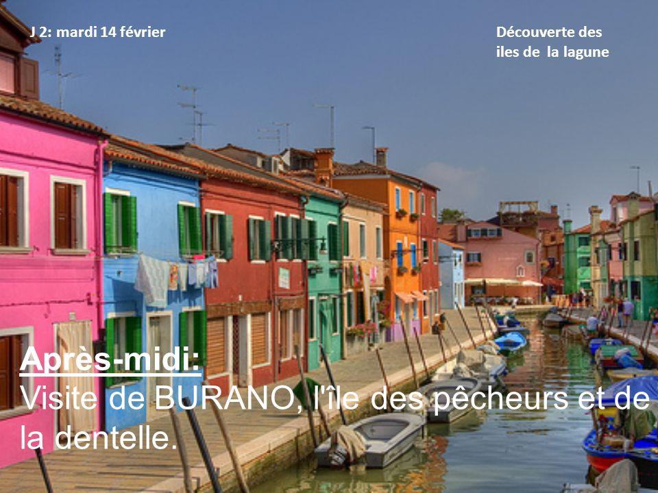 J3: mercredi 15 février Découverte de Venise un jour de Carnaval Le matin : Visite du centre historique de Venise (la basilique Saint Marc, le pont des soupirs…).