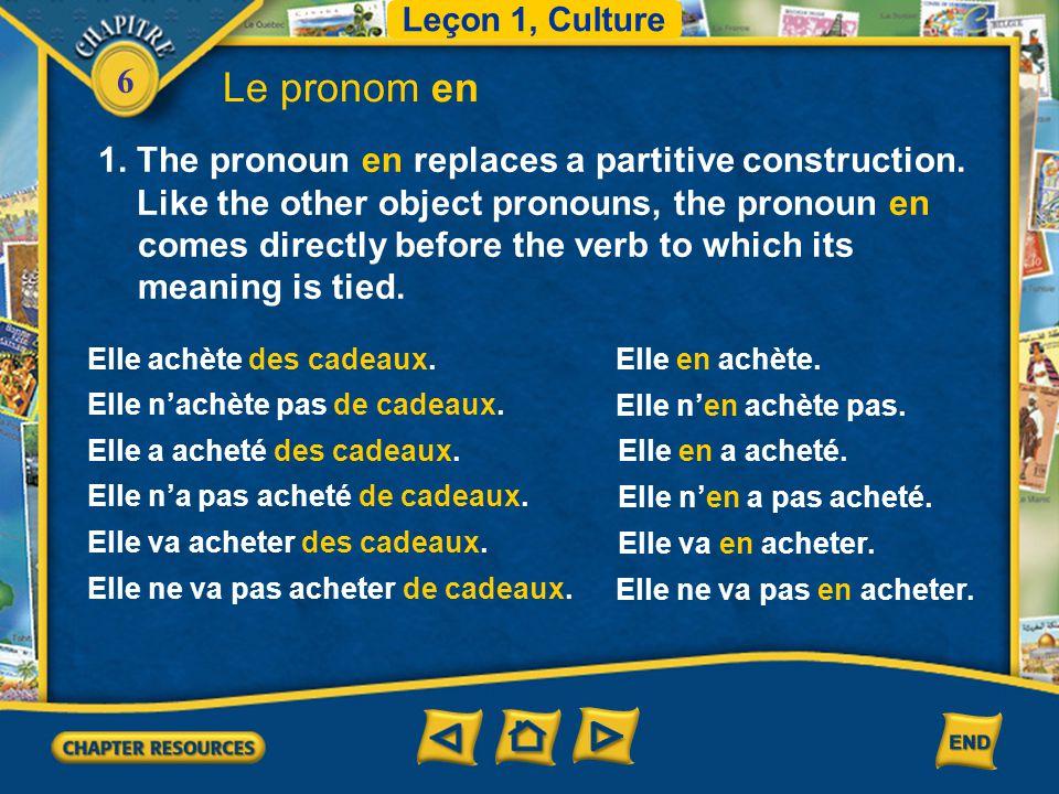 6 5.M.Legrand a ____ patience, mais Mme Rocher n'a pas ____ patience.