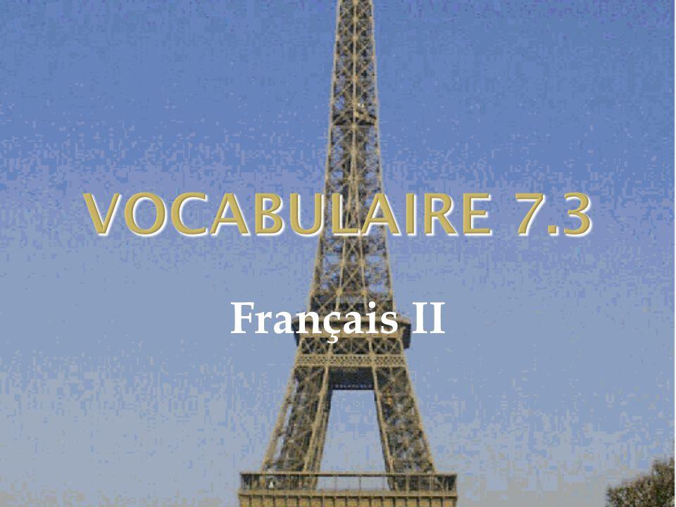 C'est bon pour toi.  It's good for you. 2