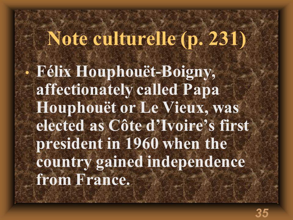 34 Note culturelle (p.