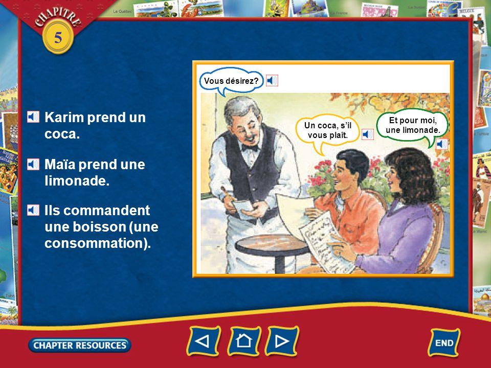 5 Le verbe aller au présent 2.