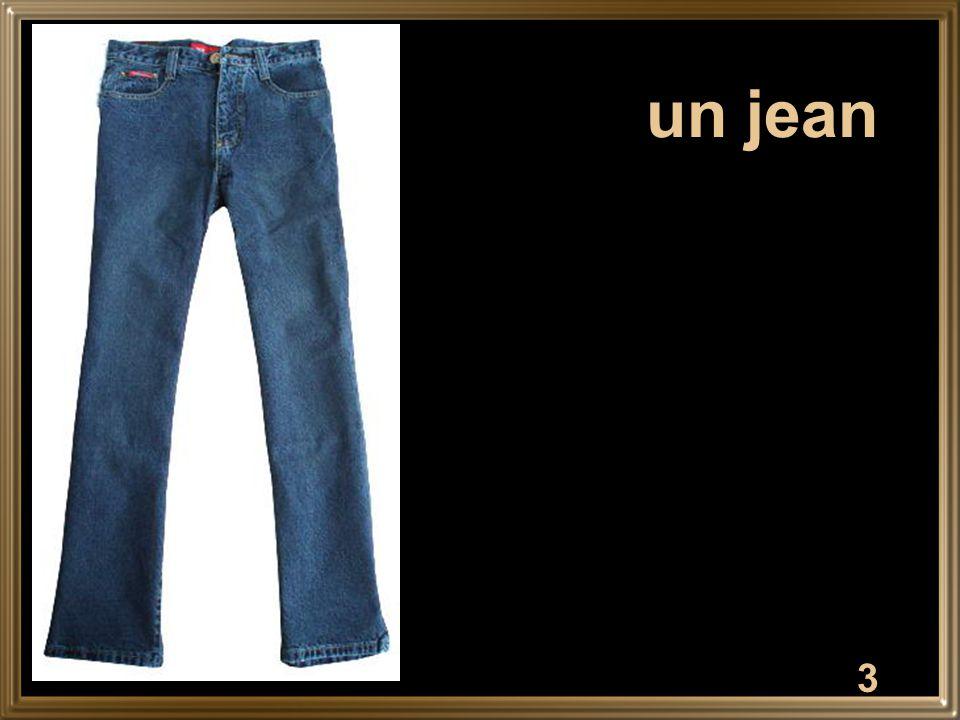 3 un jean