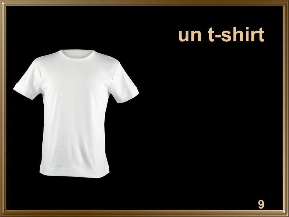 9 un t-shirt
