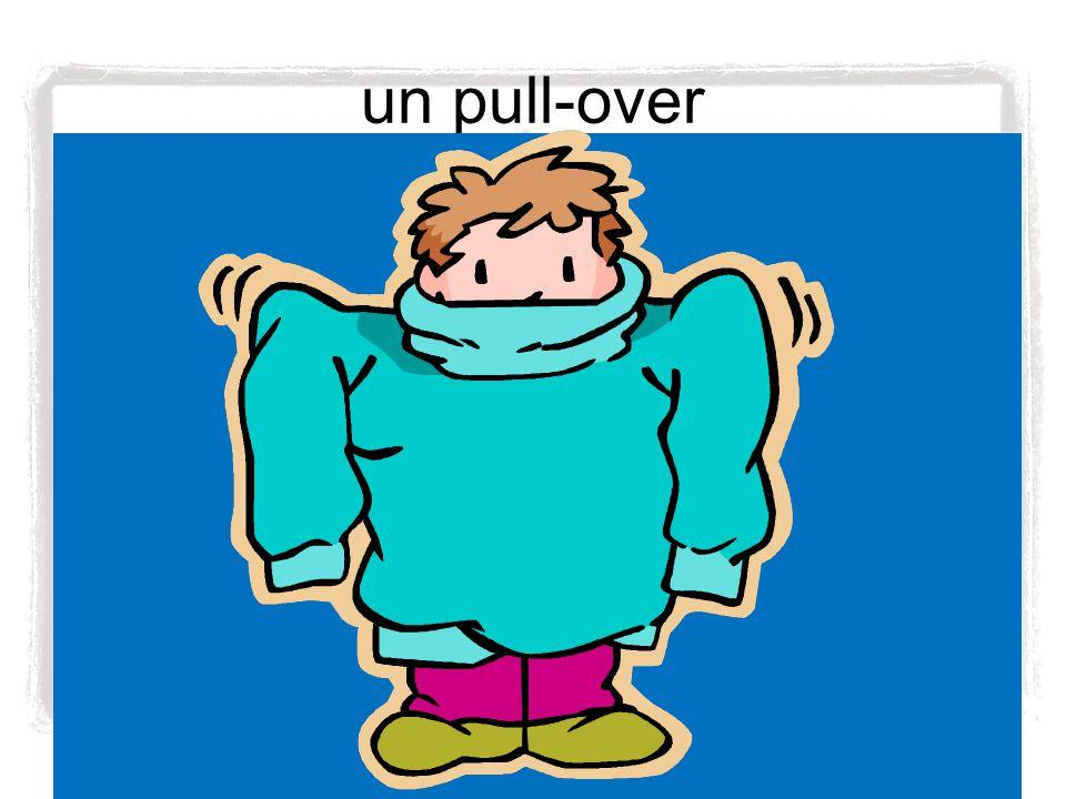 un pull-over