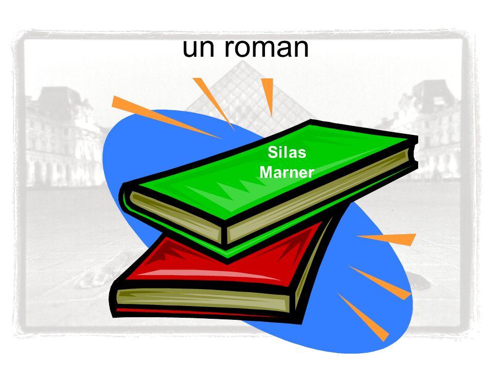un roman Silas Marner