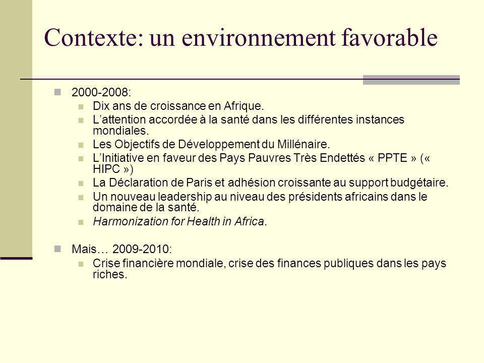 Afrique: dynamique politique forte sur l'accès financier ('gratuité')