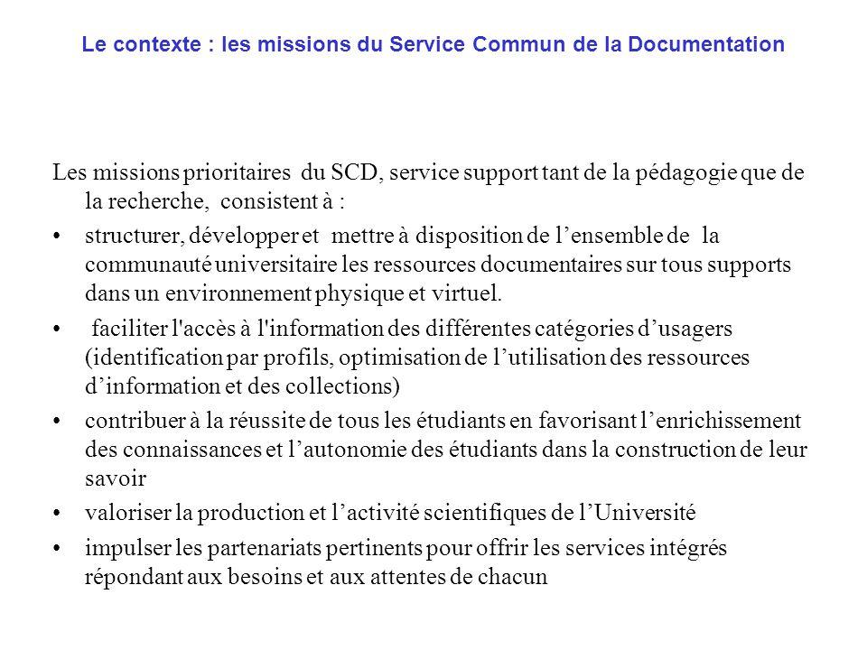 Impacts de la mise en œuvre du Visual…Catalog sur l'activité du SCD de l'Université d Artois Question 29) Si votre compréhension du fonctionnement de la bibliothèque s'est trouvée améliorée par l'utilisation du Visual..Catalog, êtes-vous encouragé(e) à solliciter l'aide des bibliothécaires de votre SCD .