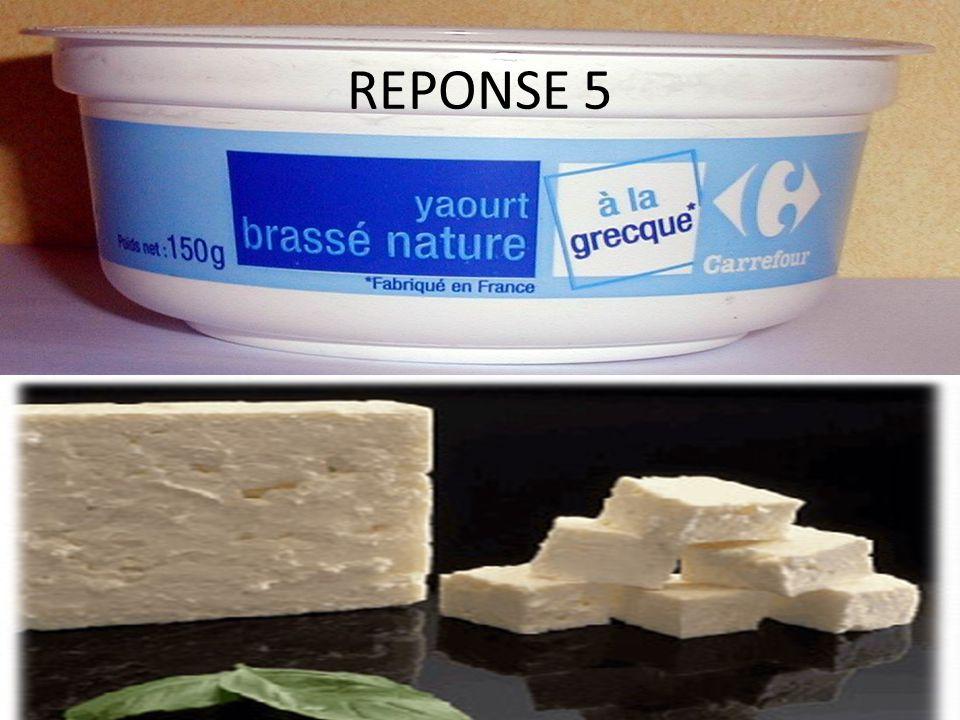 REPONSE 5