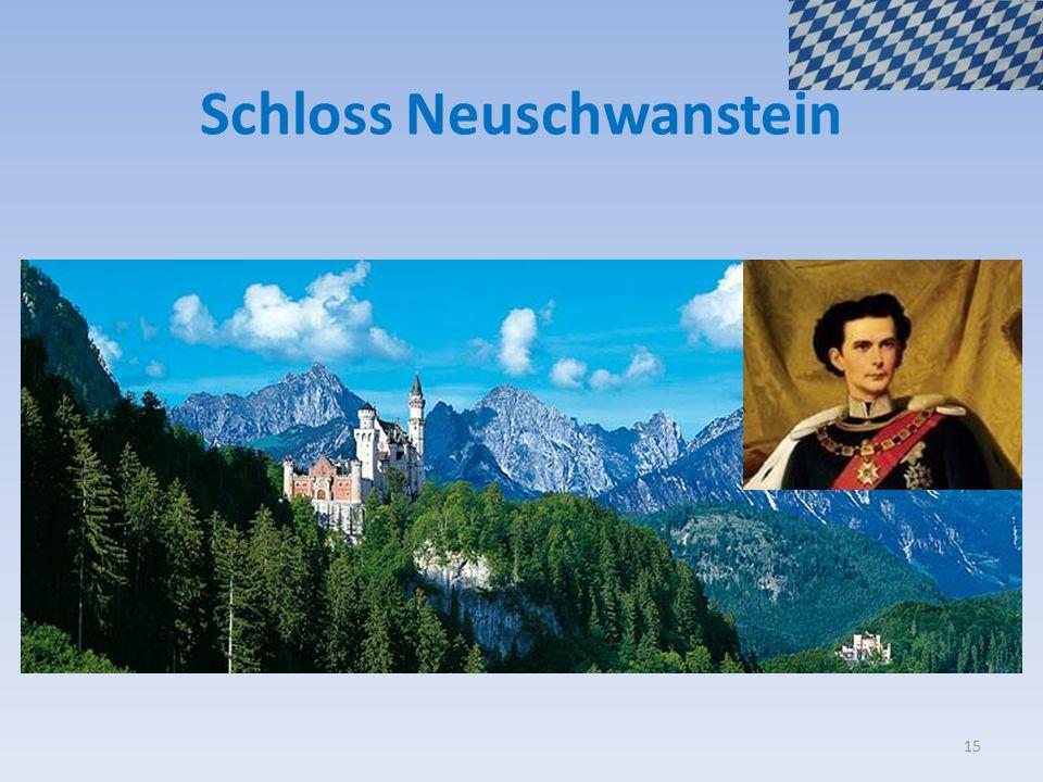 Schloss Neuschwanstein 15