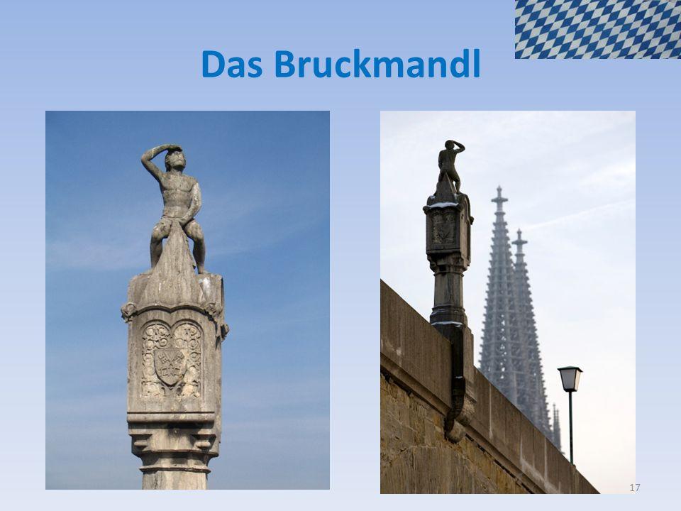 Das Bruckmandl 17