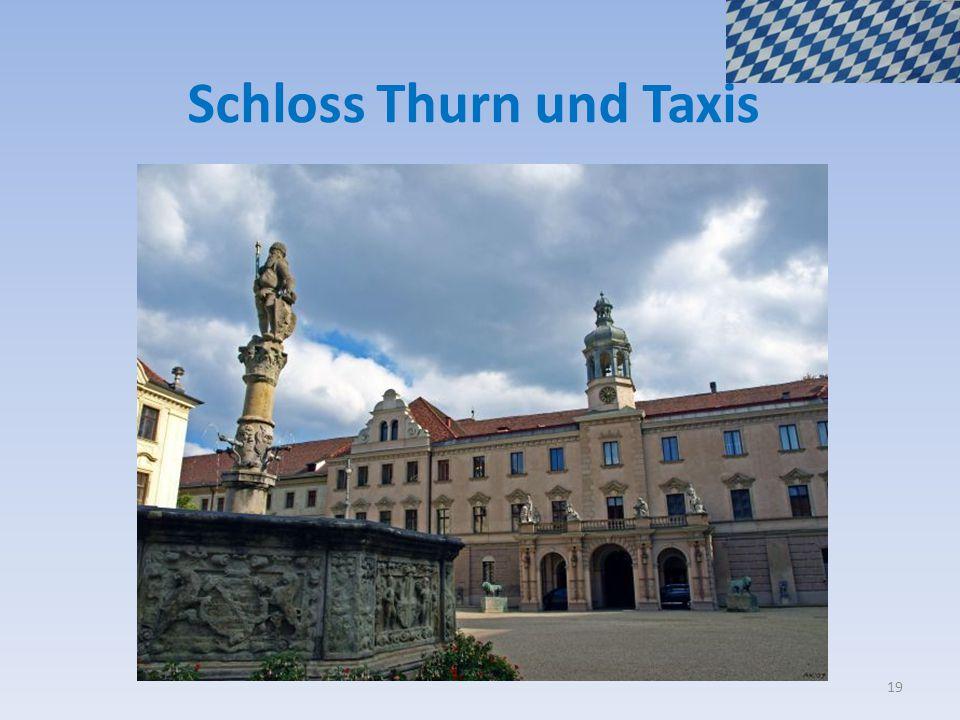 Schloss Thurn und Taxis 19