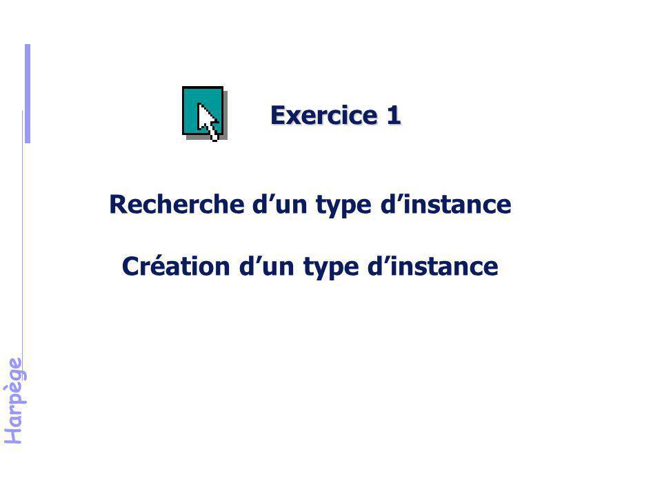 Harpège Solution de l'exercice n°1