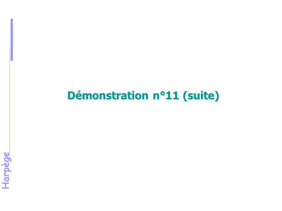 Harpège Etape 3 - Paramétrage final et édition des listes Annexe : Consultation par individu Outre les différentes catégories d'éditions de listes et de fichiers, il est possible d'effectuer une consultation par individu, afin de savoir à quelles élections un individu donné a été appelé à participer, en figurant sur les listes électorales qui ont été générées.
