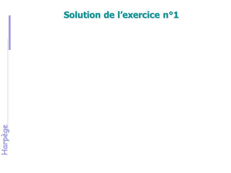 Classement structure Démonstration 9