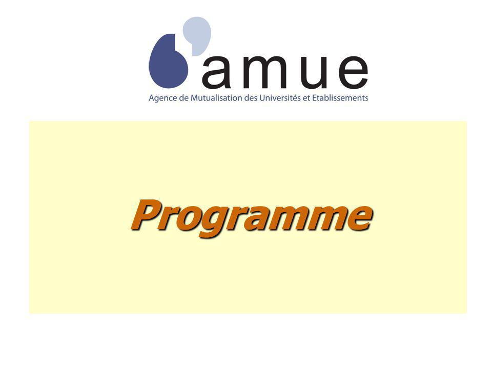 TITRE 1 Programme