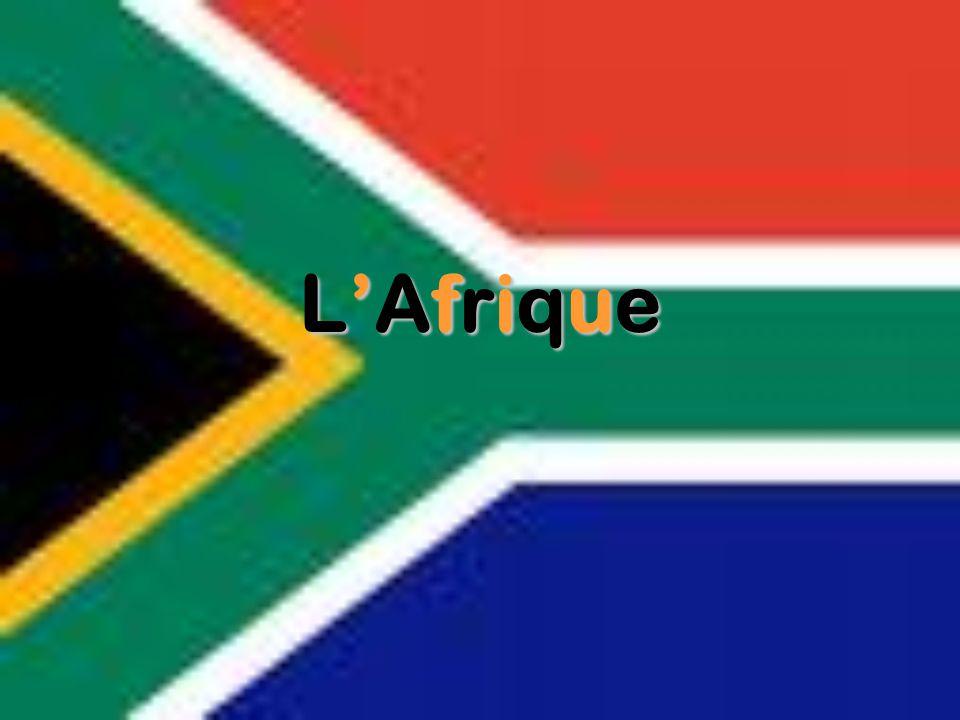 L'AfriqueL'AfriqueL'AfriqueL'Afrique