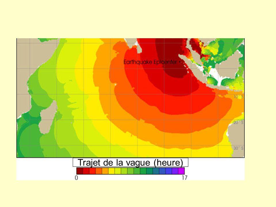 Autres conséquences majeures L énergie totale délivrée par un séisme de magnitude 9 est équivalente à celle de 32 000 mégatonnes de TNT.