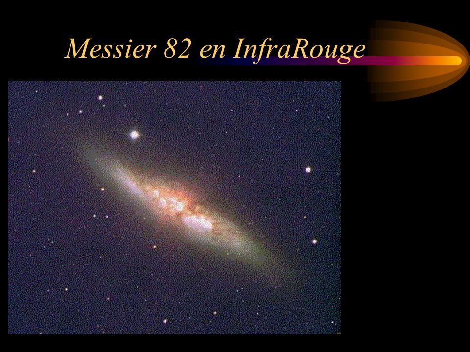 Messier 81 en ultraviolet