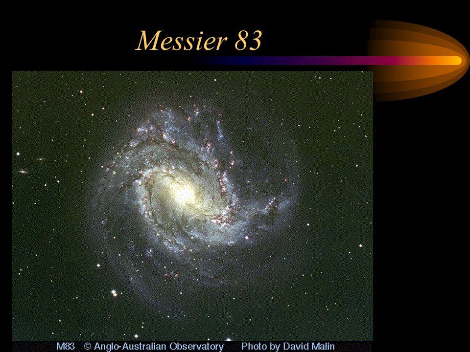 Messier 74 en ultraviolet