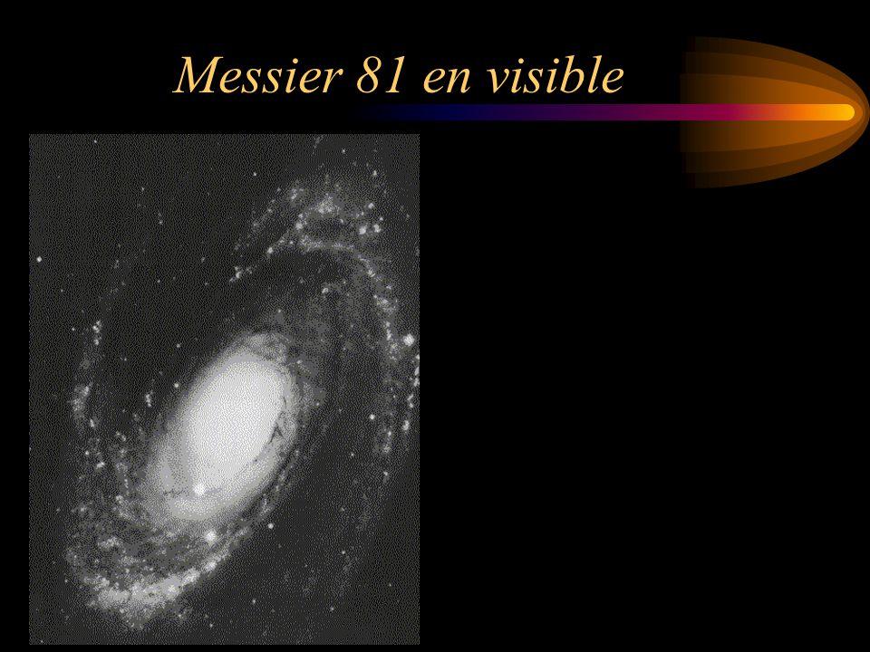 Messier 81 en visible