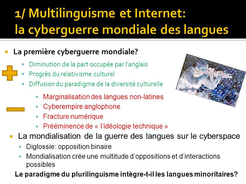  La première cyberguerre mondiale.