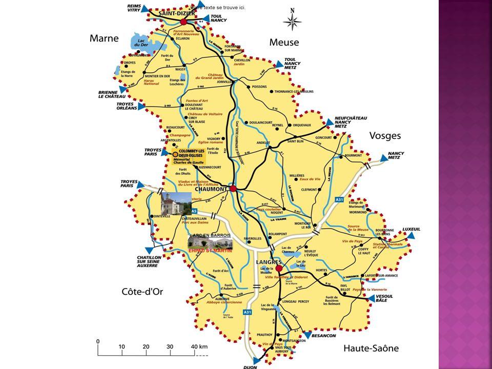  L'EHPAD du Mail est un établissement public autonome, habilité à l'aide sociale, situé dans la commune de Châteauvillain, 2 rue Sœur Hélène.