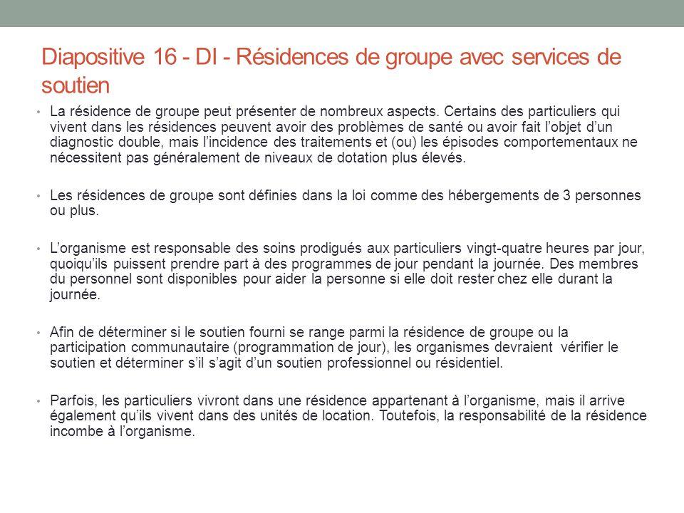 La résidence de groupe peut présenter de nombreux aspects. Certains des particuliers qui vivent dans les résidences peuvent avoir des problèmes de san