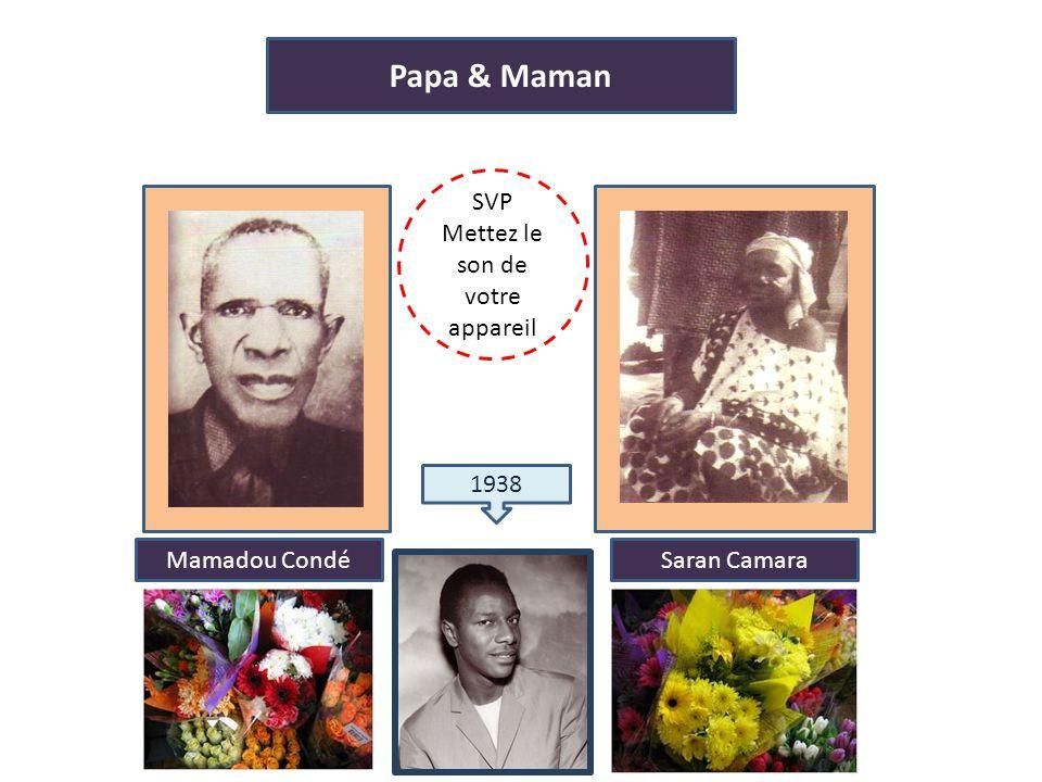 Qui est Alpha Condé? « La paix ce n'est pas un mot, c'est un comportement» PHB Conçu et réalisé par Mohamed Lamine Sidibé pour la section RPG de Franc