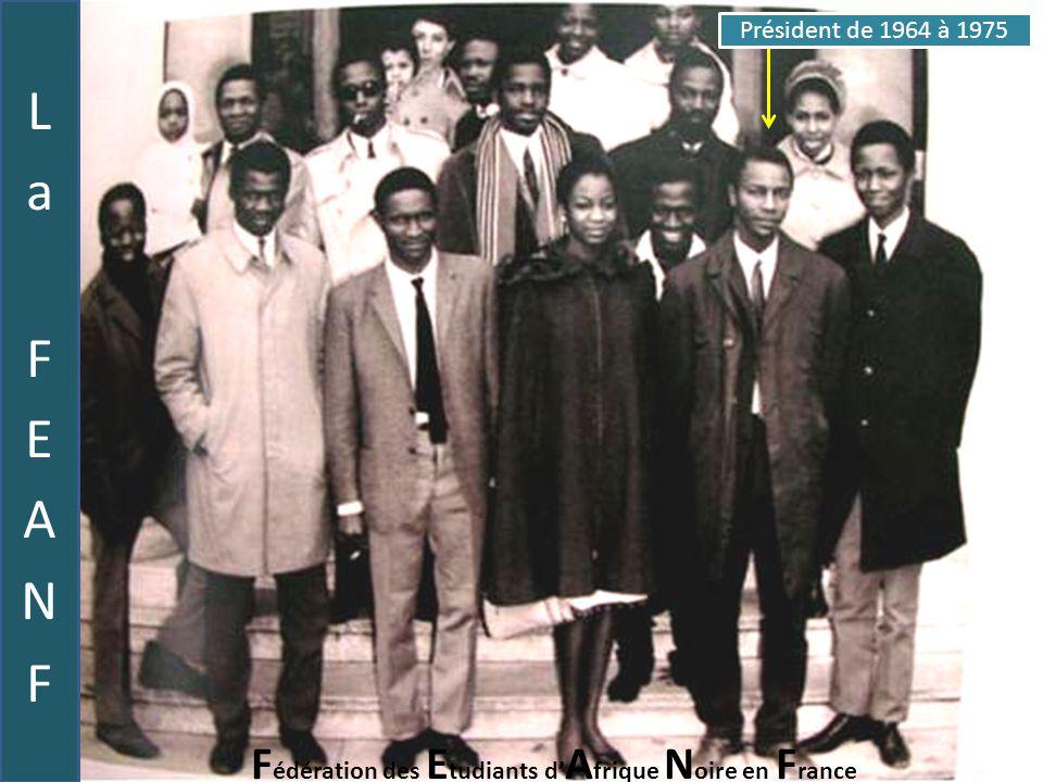 Dans l'Etat du Colorado aux Etats-Unis Dans le cadre de la bourse « Student Leader Grant » en 1962