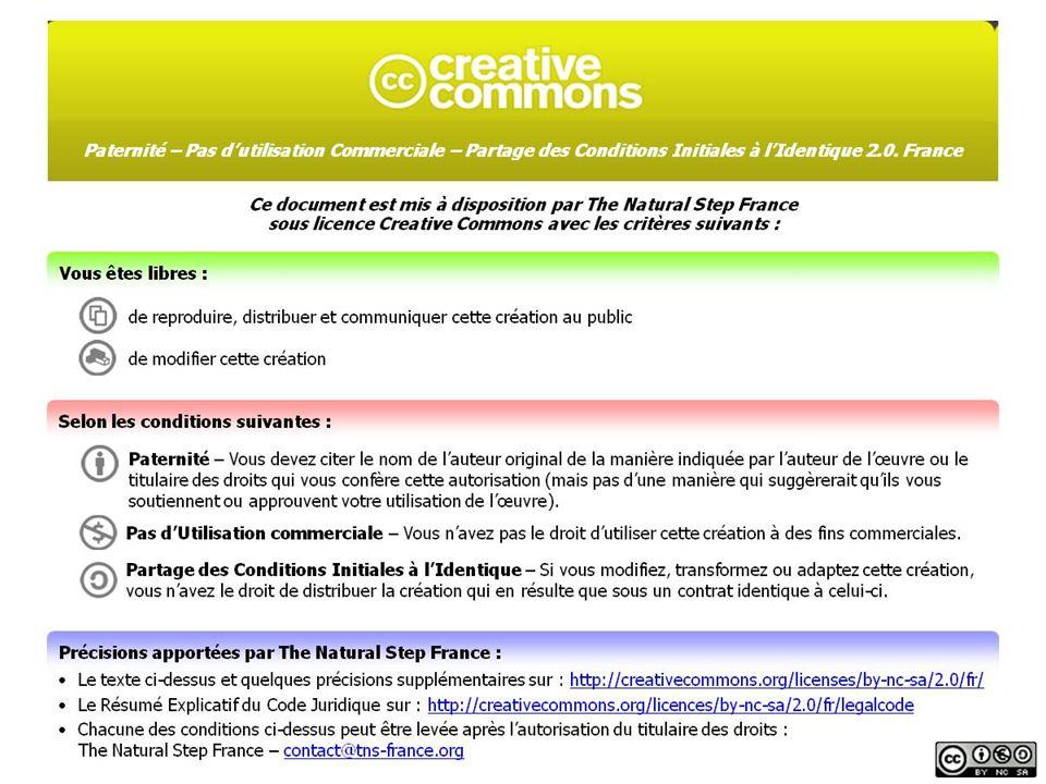 © 2006 The Natural Step France Étape 2 : Engagement des collaborateurs Comment (initier le changement) .