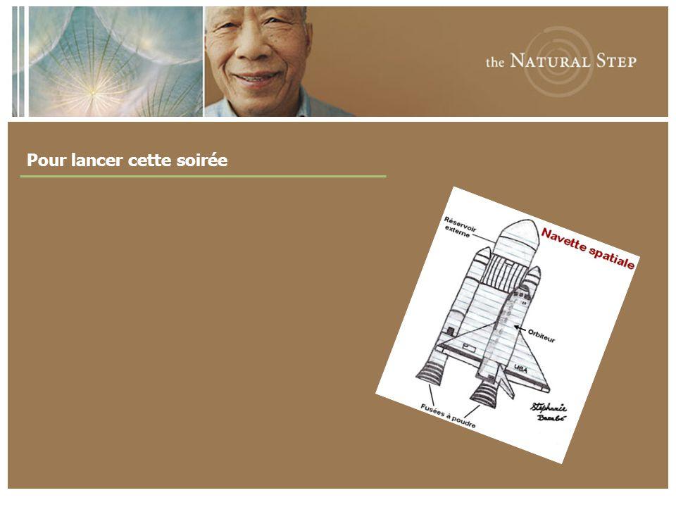 © 2006 The Natural Step France Une dépêche vient de tomber sur nos prompteurs Ceci est très sérieux !!.