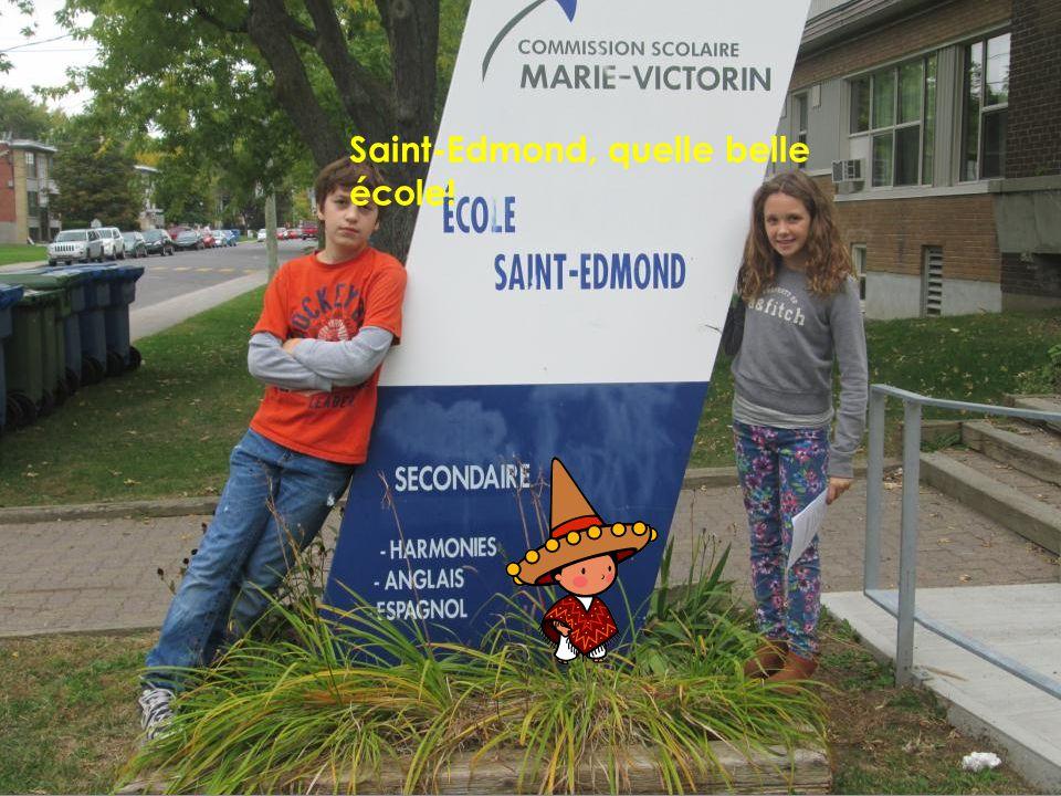 Saint-Edmond, quelle belle école!