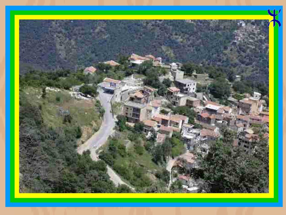 Tenture Kabyle
