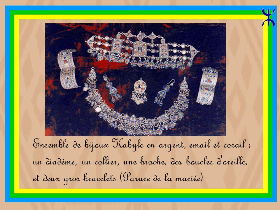 Bijoux Kabyles de Larva - Beni-Yenni