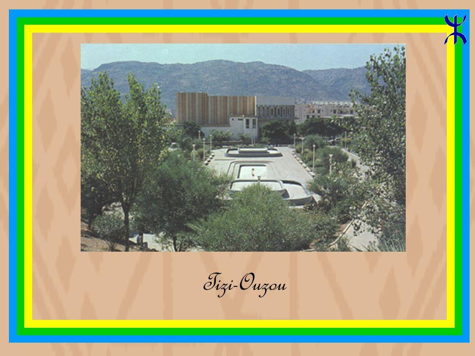 Tizi-Ouzou - maison de la culture