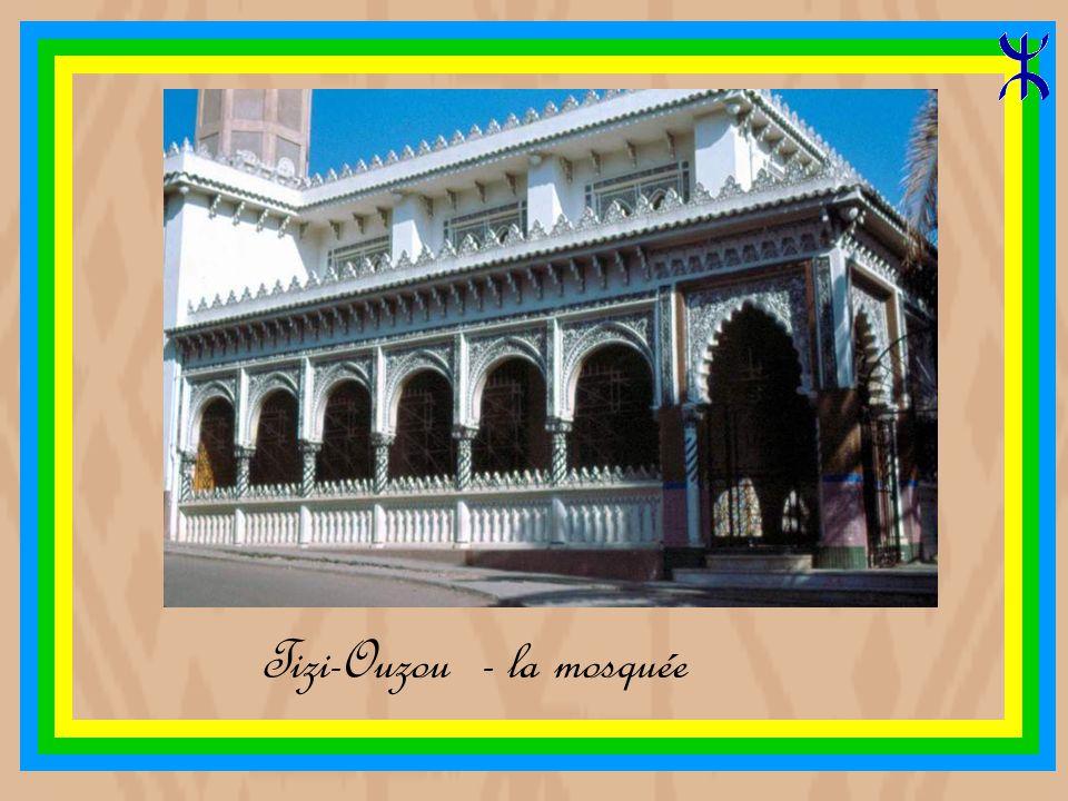 Tizi-Ouzou - la mosquée