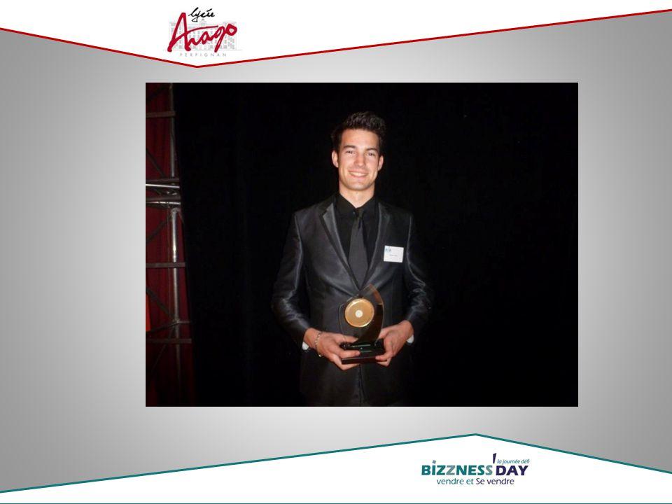 Nicolas Lopez a donc obtenu la troisième place de l'épreuve prise de rendez-vous téléphonique !!!