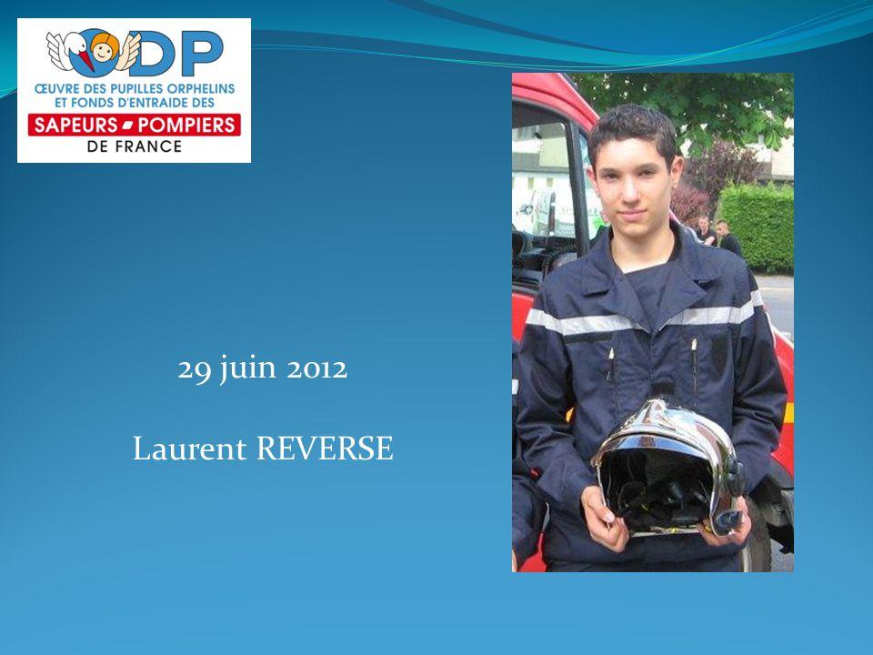 29 juin 2012 Laurent REVERSE