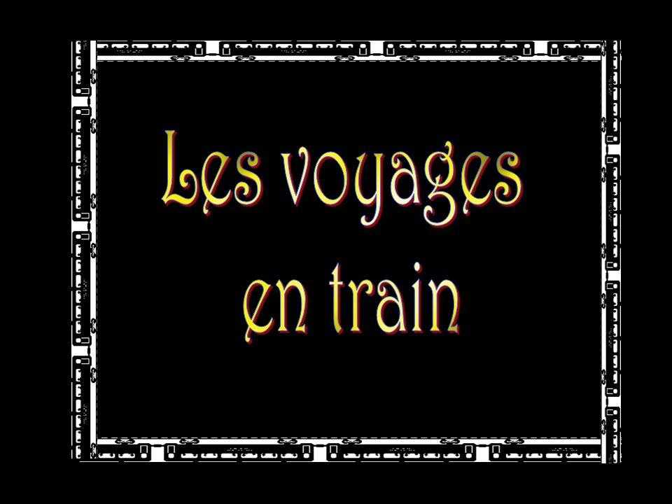 Le ronronnement du train te saoule et chaque virage t écœure, Faut que tu te lèves que tu marches tu vas te dégourdir le cœur.
